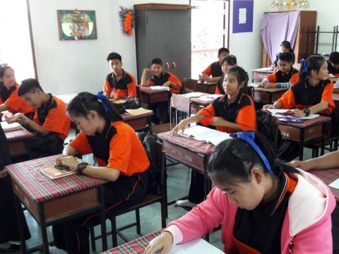 นิเทศชั้นเรียน ภาษาไทย